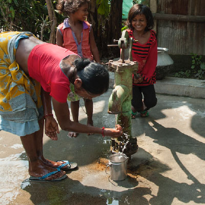 4,712 Jesus Wells drilled in communities needing clean water