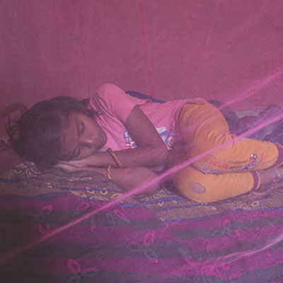 360,000 Mosquito nets distributed