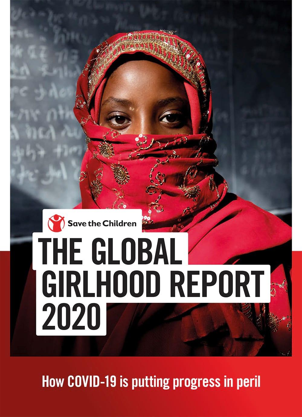 Save the Children's 2020 Global Girlhood Report