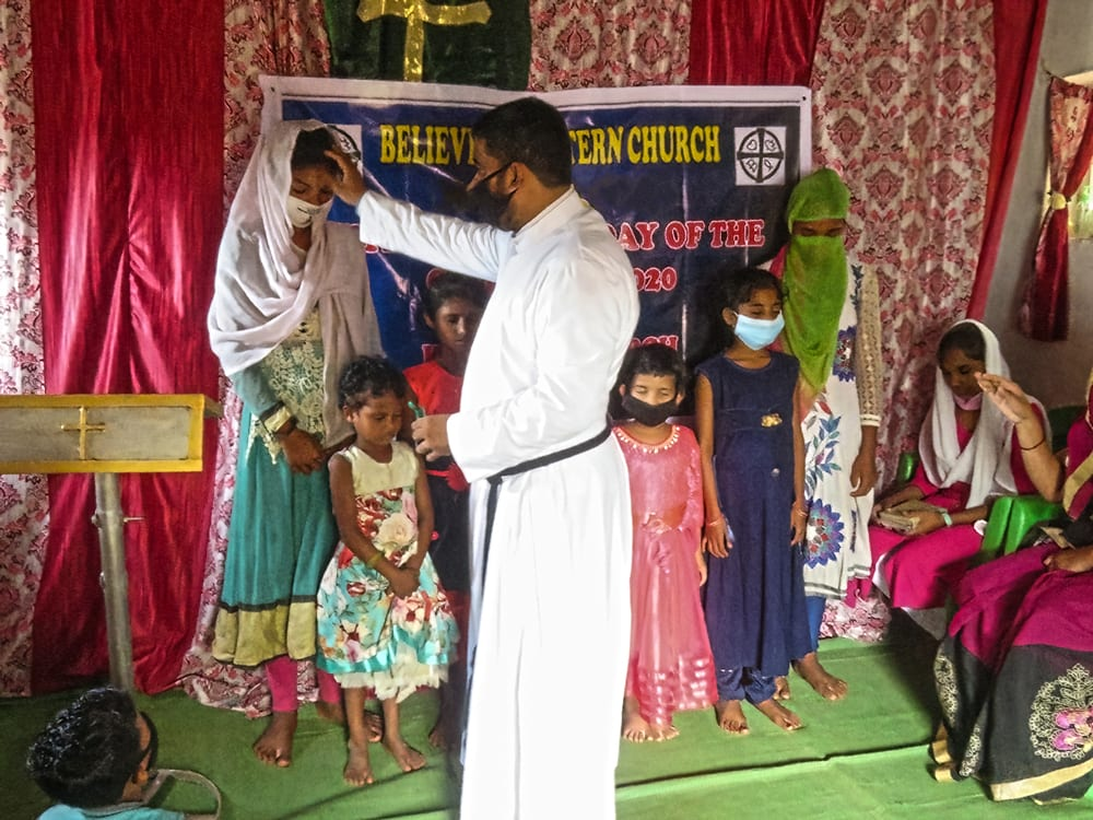 International Day Of The Girl Child observed in GFA World church