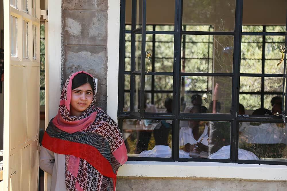 Malala Yousafzai, Malala Fund Co-Founder