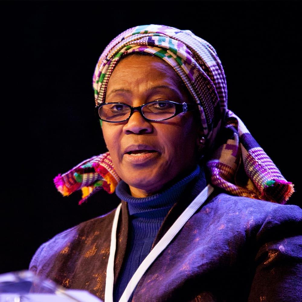 Phumzile Mlambo-Ngcuka, executive director of UN Women