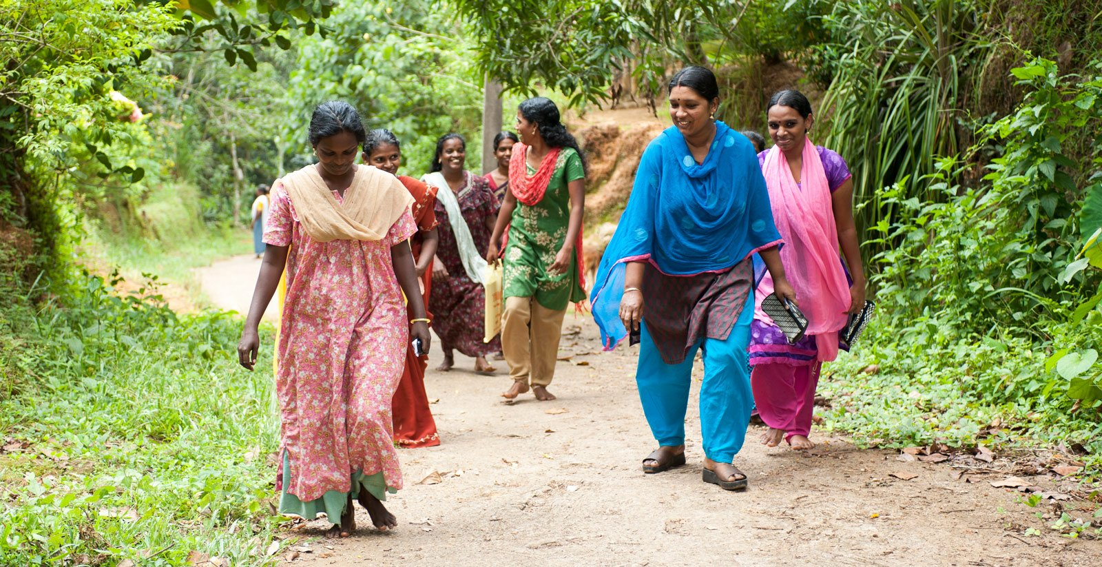 Small Steps like Micro Finance Loans Mean Big Change for Women Like These