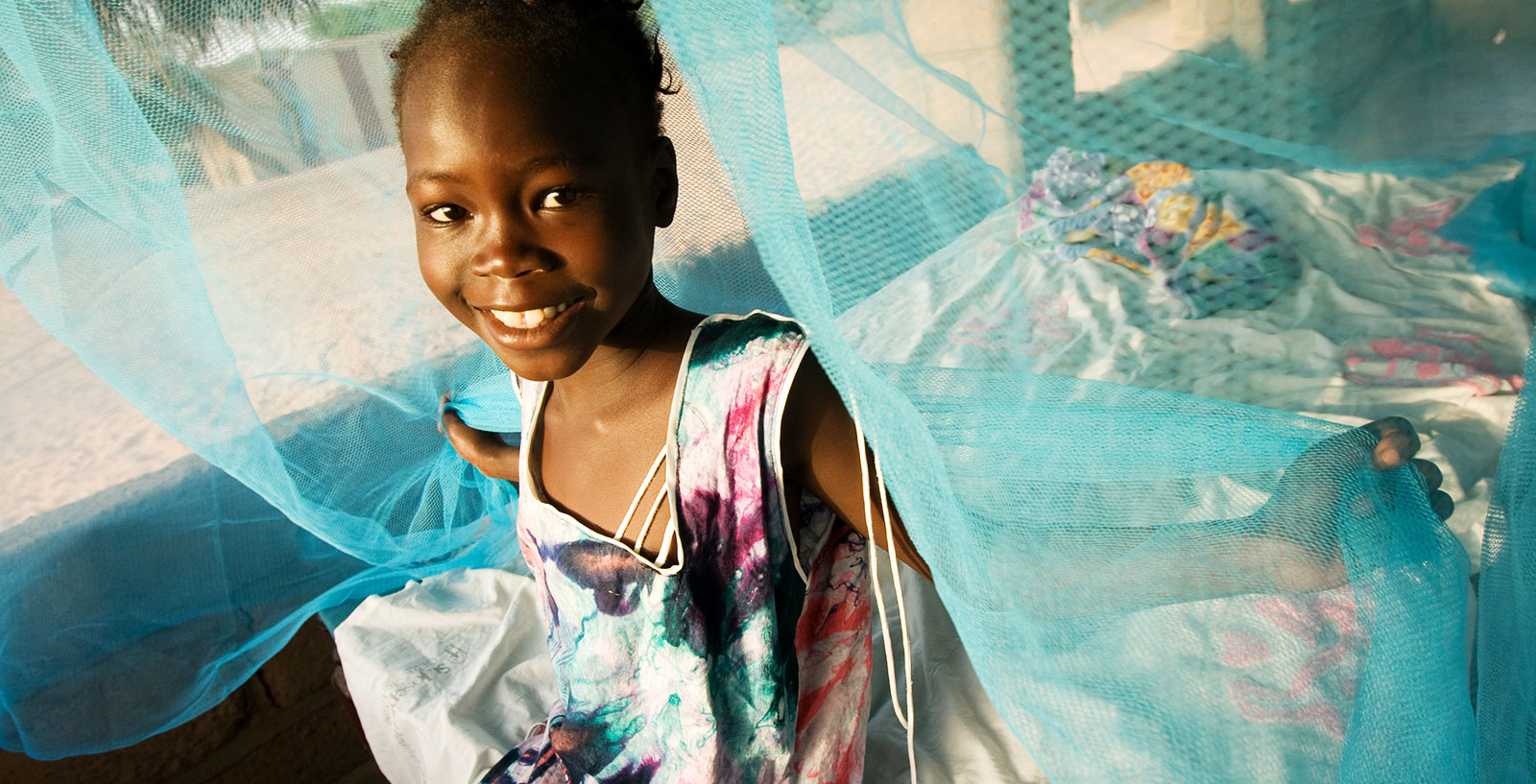 Children are one of the groups most suscepitble to malaria