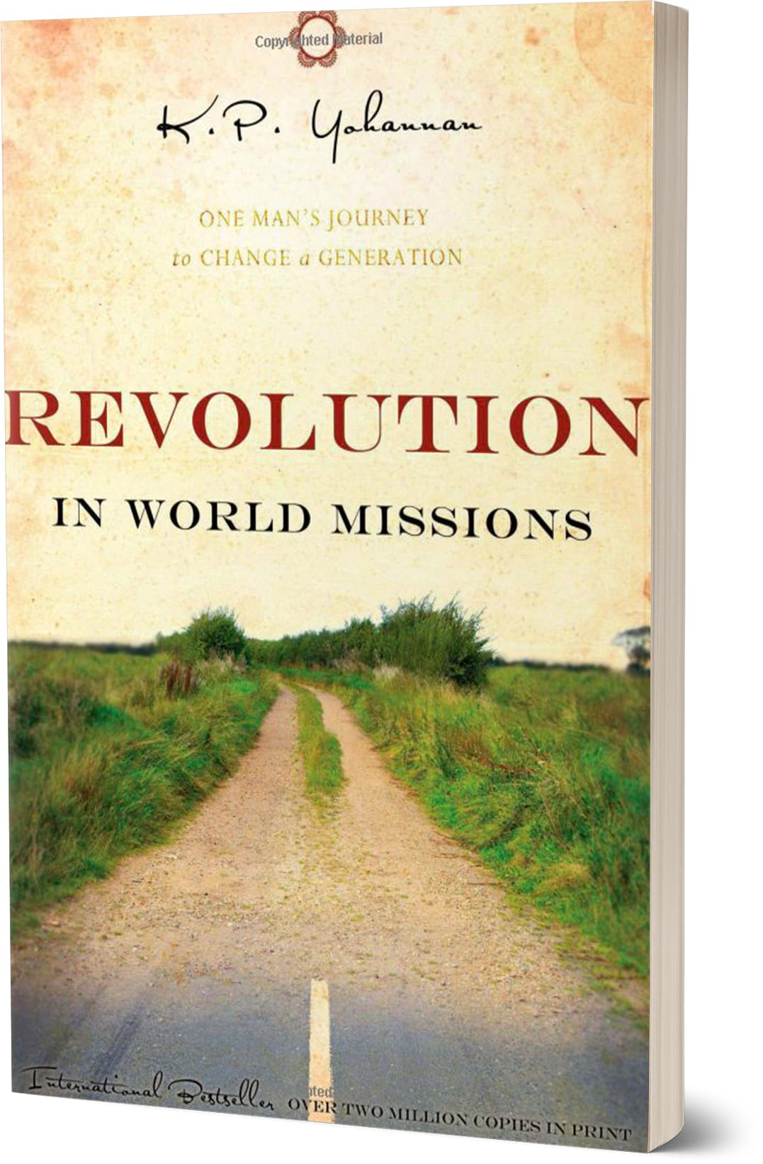 Dr. KP Yohannan book - Revolution in World Missions