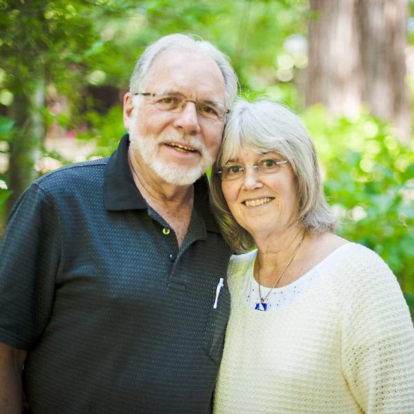 Dr. Bill and Sharon Palmer
