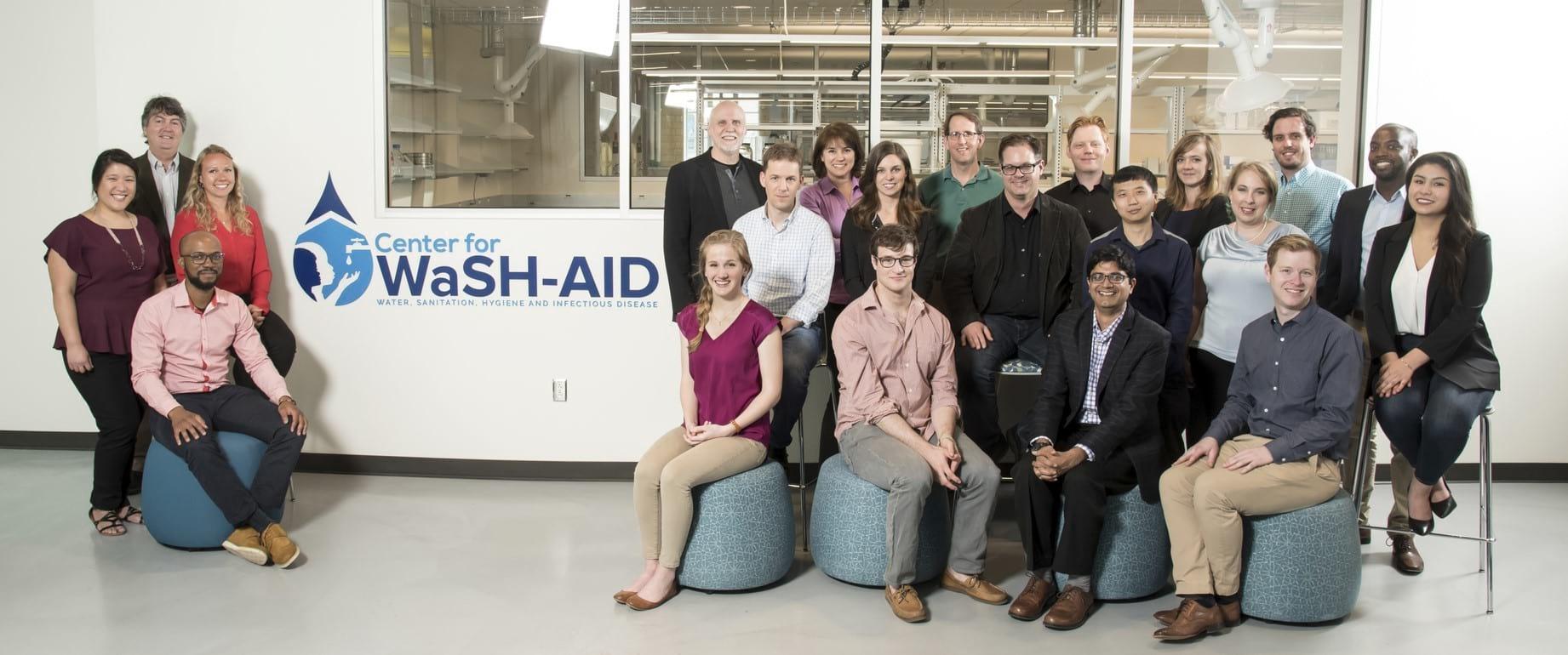 The WaSH-AID Team