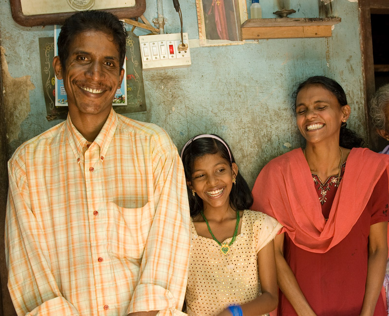 broken family healed through radio
