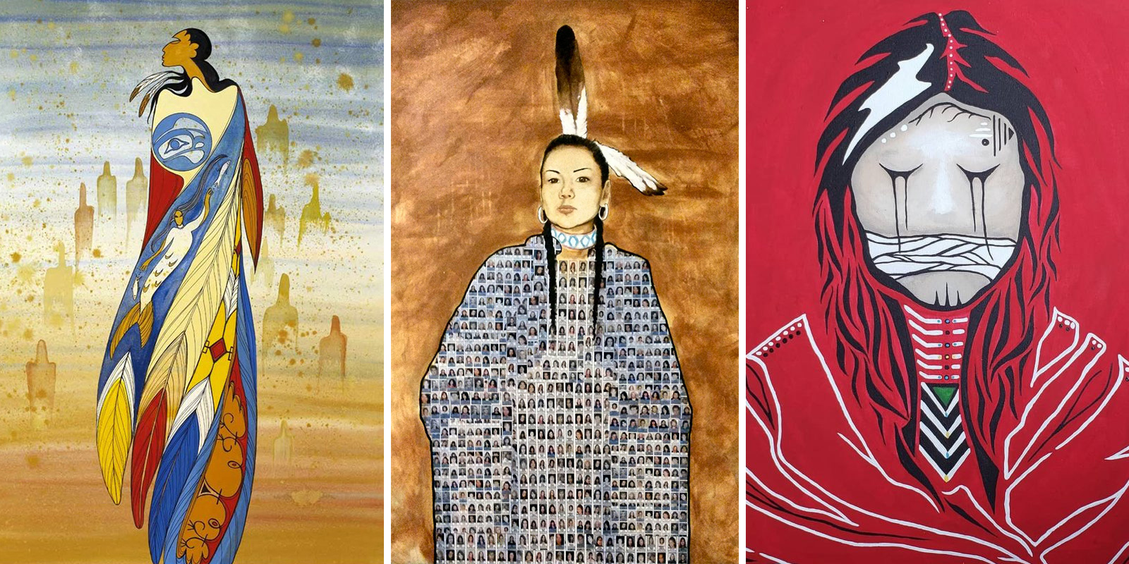 Missing and Murderdered Indigenous Women Art